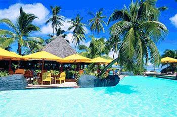 rarotongan beach resort and spa