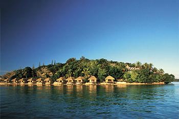 Irikiki Island Resort Vanuatu Iririki Ultimate Wedding Package