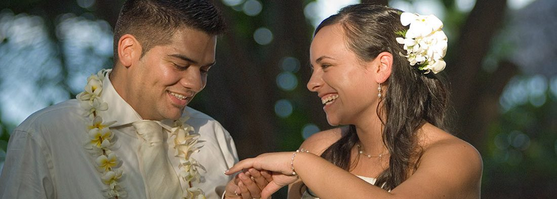 Wedding in the pacific Islands - Wedding Travel