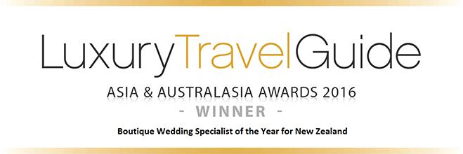 Luzury Travel Guide Award 2016